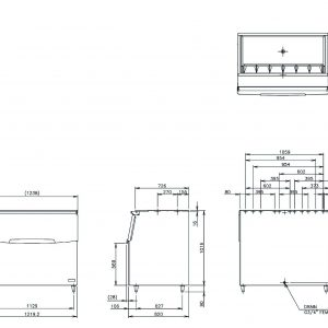 _B801SA Technische gegevens