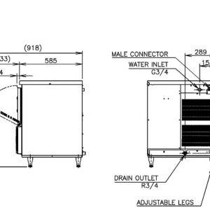 Plan 3 FM-120KE-HCN