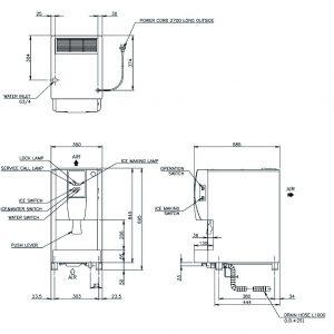 Plan DCM 60KE
