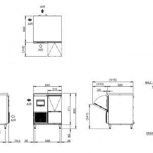 Plan FM-150KE-N