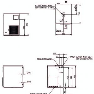 Plan FM-300AKE-HCN